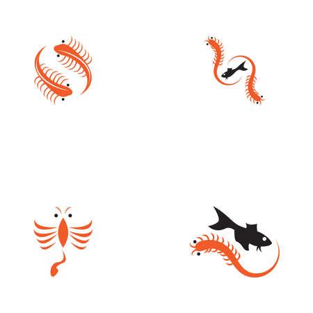 Artemia logo vector template