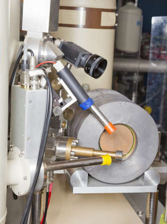 machined: Important electronic and mechanical parts of ION Accelerator, CNC machined parts