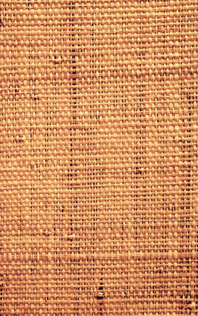 Detailed view of natural rough wicker texture, background  photo