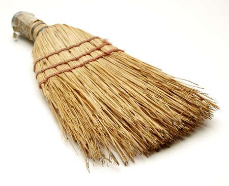 short broom Imagens