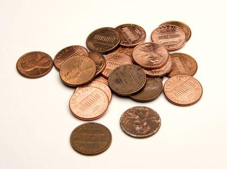 pennies Imagens - 232698