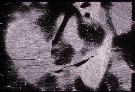 texture - scratches on film