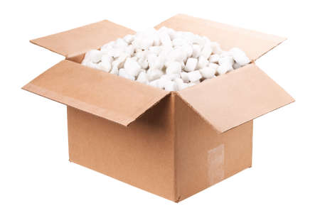 packing up Stock Photo