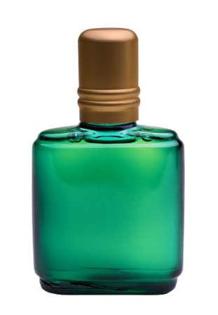 cologne bottle Banco de Imagens - 10759531