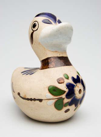 ceramic duck Imagens