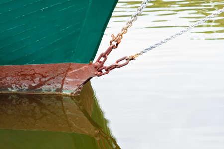 sailboat hull Imagens