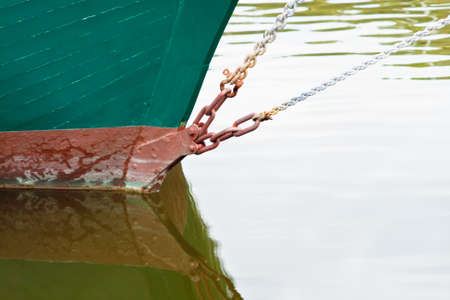sailboat hull Stok Fotoğraf