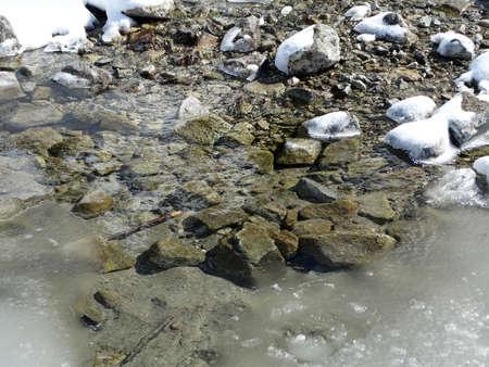 Melting brook