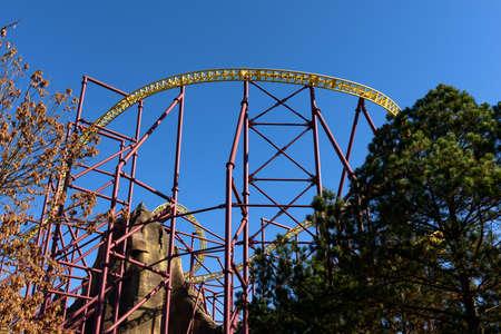 Rollercoaster Imagens - 50081929