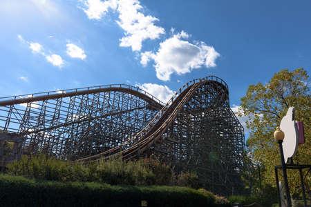Rollercoaster Imagens - 50082600