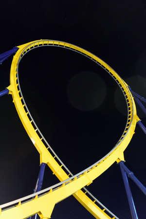 Rollercoaster Imagens - 50083091