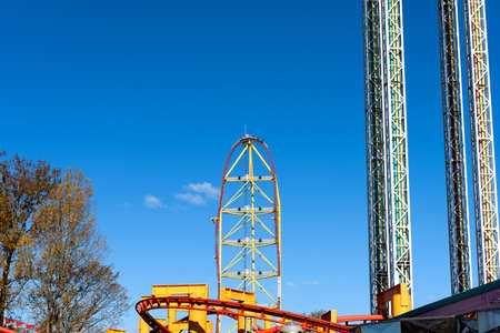 Rollercoaster Imagens - 50086284