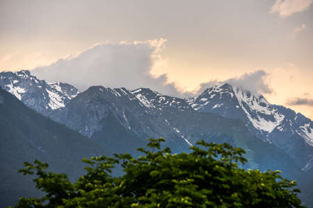 Mountain Banco de Imagens