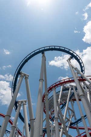coaster: Coaster Stock Photo