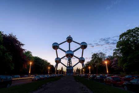 Atomium Editorial