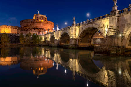 Tourist attraction in Rome, Italy Imagens