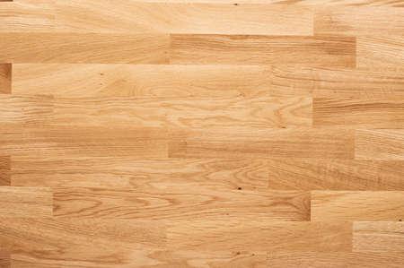 Leere Holztischplatte Standard-Bild
