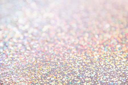 delicate: Shiny delicate multicolored holographic background. The texture. Stock Photo