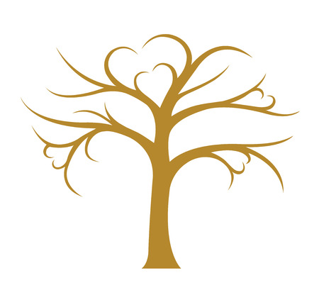Tree Vektorové ilustrace
