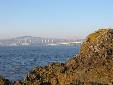 tay: Tay Road Bridge and Dundee