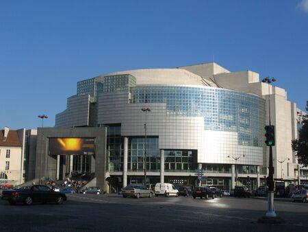 Bastille Opera house, Paris
