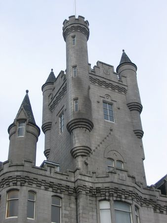 the citadel: Torretta Del Citadel, Aberdeen