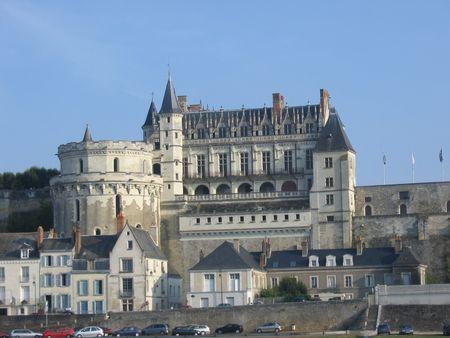 Amboise Chateau photo