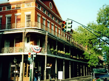 quarti: French Quarter, New Orleans