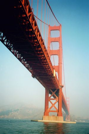 Golden Gate Bridge, San Francisco Stock Photo - 348875