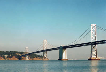 Oakland Bay Bridge photo