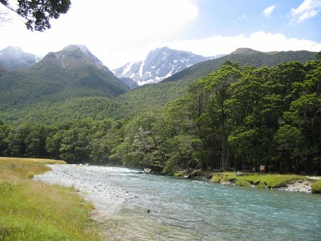 Caples River, New Zealand