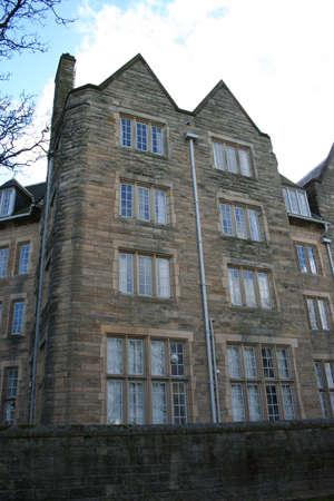 andrews: St Andrews University, Scotland Stock Photo