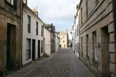 andrews: St Andrews street, Scotland