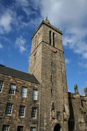 andrews: Church St Andrews,Scotland