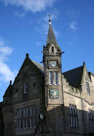 andrews: Building St Andrews,Scotland