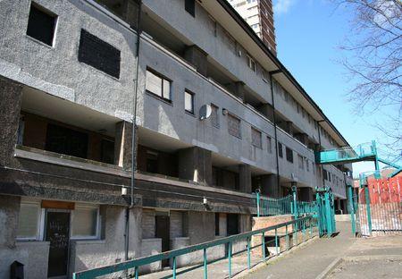 derelict: Derelict housing