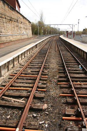 terminus: Terminal de ferrocarril con cables