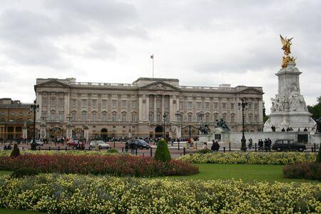 Buckingham Palace,London Stock Photo