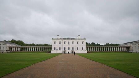 greenwich: Queens house, Greenwich, London