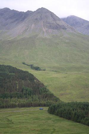 brittle: Glen Brittle, Isle of Skye, Scotland