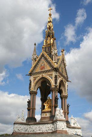 albert: Albert Memorial London