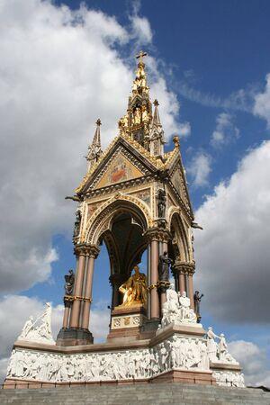 Albert Memorial London photo