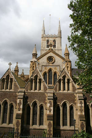 southwark: Southwark cathedral, London Stock Photo