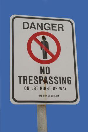 prohibido el paso: prohibido el paso se�al de peligro