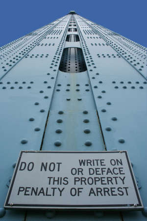 deface: Do not write or deface this property