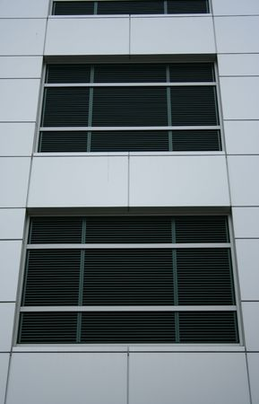 vents: architectural detail in modern building vents