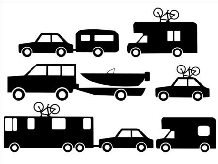 Holiday transportation recreation vehicles