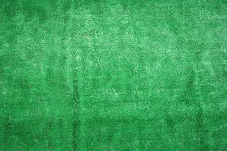 artifical green grass background in horizontal orientation photo