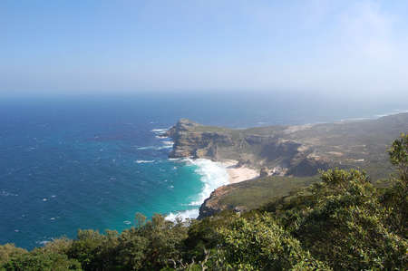 cape point and cape of good hope, south africa photo