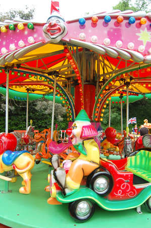 young children s funfair ride